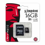 Secure digital card micro 16G Kingston